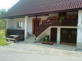 Apartment Hiša Korošec, Koprivnik v Bohinju