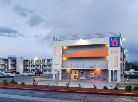 Motel 6 Denver Central - Federal Boulevard, Денвер