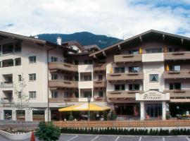 Apart Hotel Garni Strasser, Zell am Ziller