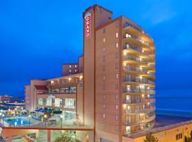 海洋城大酒店, 大洋城