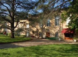 Hostellerie de l'Evêché, Alet-les-Bains