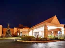 Best Western Hotel St. Catharines-Niagara, Saint Catharines