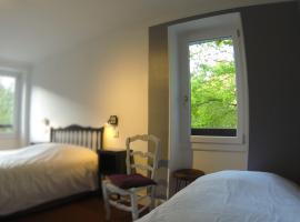 Hotel Restaurant Auberge De La Sagne, Cabrerets