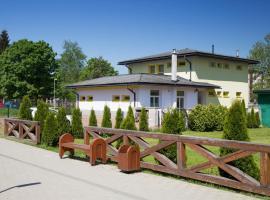 Pieniny House, Spišská Stará Ves