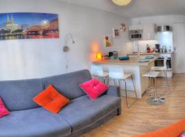 Studio Chambéry Centre - La Loge des Voyageurs