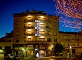 Hostal la Carrasca, Monzón