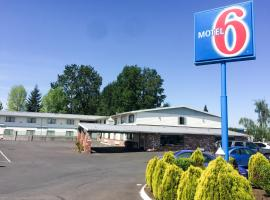 Motel 6 Gresham City Center, 그레셤