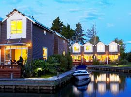 Ramada Resort Rotorua Marama, Mourea