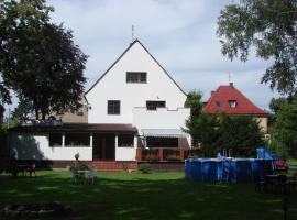 Pensjonat Rezydencja Parkowa