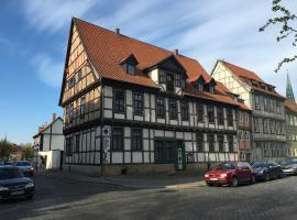 Kaufmannshaus Anno 1613, Quedlinburg