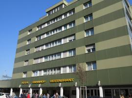 Hotel Bahnhof, Uzwil