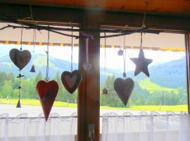 Almblick Ferienwohnung, Balderschwang