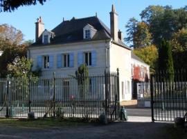 B&B-Chambre d'Hôtes La Closerie Saint Vincent, Pocé-sur-Cisse