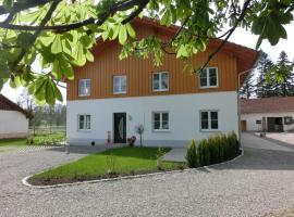 Ferienwohnung Am Verlorenen Bach, Untermühlhausen