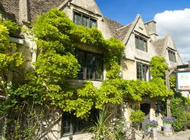 The Bay Tree Hotel 4 Star Burford 0 1 Miles From Cotswold Wildlife Park