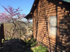 Eagles Nest Cottages, Eureka Springs
