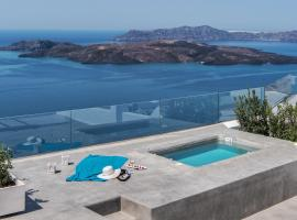 Villa Irini Fira - Adults Only, Fira
