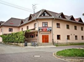 Penzion Šatovské lípy, Šatov