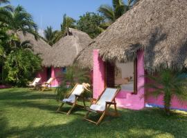 Bungalow in Playa Rosa, Careyes