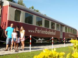 Ferienbahnhof Reichenbach, Dahn