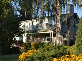 La Maison Sur Le Hill Bed & Breakfast