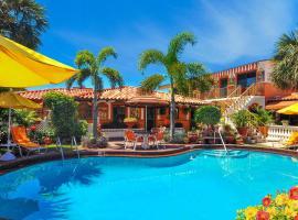 Blue Seas Courtyard, Fort Lauderdale