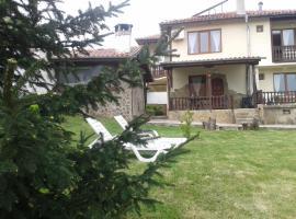 Big Bear Villa, Varshilo