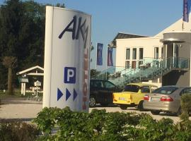 AK 1 Hotel, Ducherow
