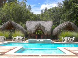 亞拉巴克雅別墅, Jarabacoa
