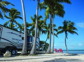 Sunshine Key Elite Travel Trailer 13, Big Pine Key