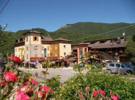Val Del Rio, Fiumalbo
