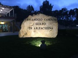Villaggio Camping Golfo di Arzachena, Cannigione