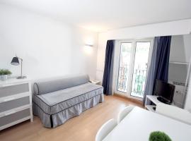 Apartamentos Sercotel Jauregui, Hondarribia