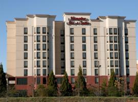 Hampton Inn Suites Atlanta Airport North I 85 3 Star Hotel