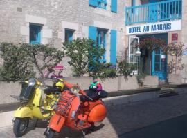 ホテル オ マレ, Coulon