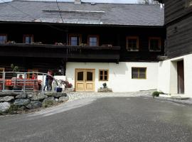 Palzerhof, Arriach