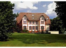 Villa Knobelsdorff, Pasewalk