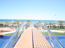 Ocean View Apartment, Arenales del Sol