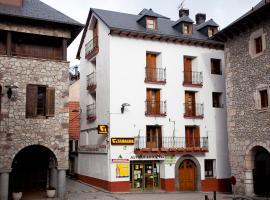 Apartamentos Mazcaray, Bielsa