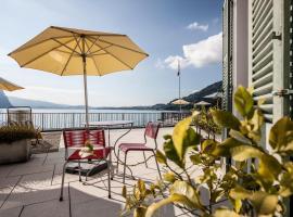 Hotel Terrasse am See, Vitznau