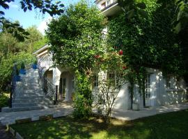 Studios Les Iris, Monthou-sur-Cher
