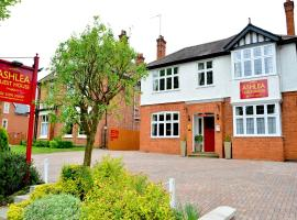 Ashlea Guest House, Banbury