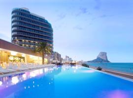 Gran Hotel Sol y Mar, Кальпе