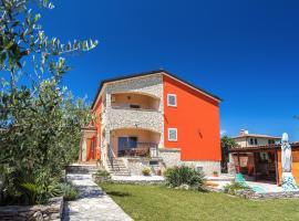 Apartments Villa Orange, Medulin