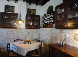Aunt Anneza's Village House, Filótion