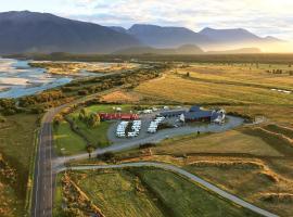 Haast River Motels & Holiday Park, Haast