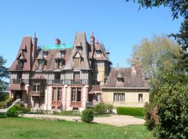 château Mont Suzey, Yvoy-le-Marron