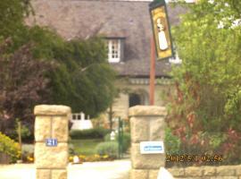 Le Chatel Chambre d'Hôtes, Saint-Judoce