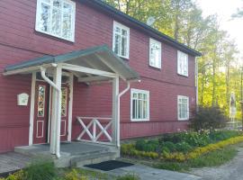 Mamma Mia Guest House, Kärdla