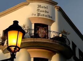Hotel Conde de Penalba, Santo Domingo